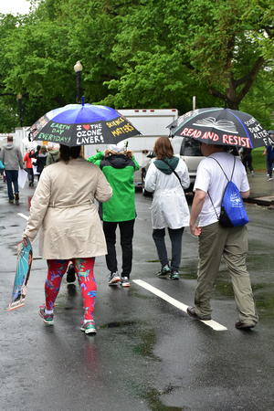 Earth Day March for Science 001 - Umbrella Advocacy