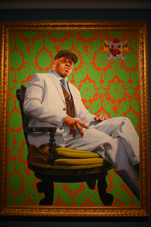 LL Cool by Kehinde Wiley
