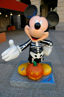 Mickey Mouse Sculptures