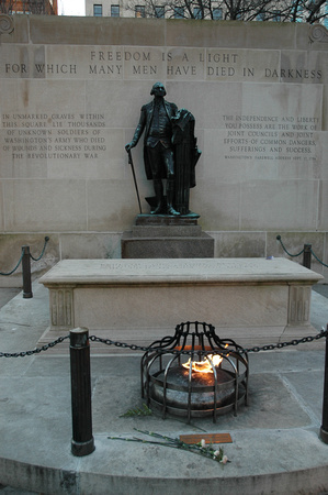 Washington and Eternal Memorial 2
