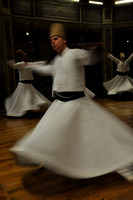 Whirling Dervishes at Galata Mevlevi Museum