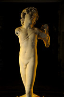 Marble Boy - Cupidon attributed to Michelangelo