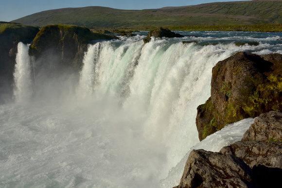 Godafoss Waterfall 1