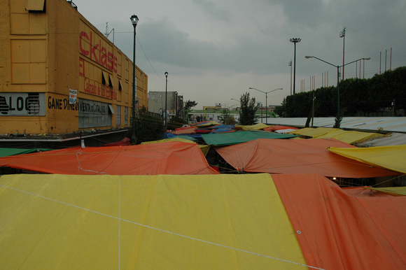 Colorful Tents 1