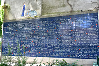 I love you Wall - Le mur des je t-aime