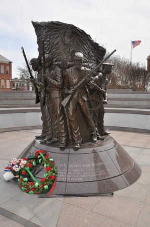 African American Civil War Veterans Memorial 2