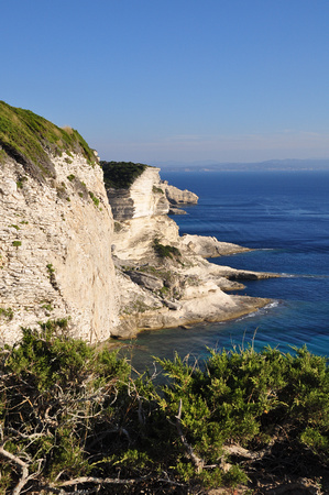 Corsican Cliffs and Sea 1